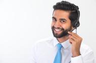 indian man calling